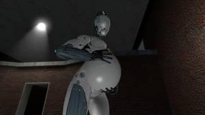 Nova Pregnant by maxking400