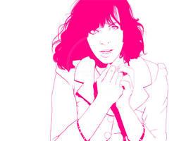 Pretty in Pink by shebid