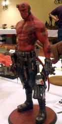 Hellboy by SeanMonster