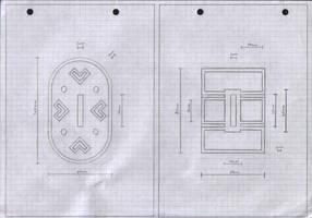 Zanpakuto Tsuba Designs: Pt 8 by chioky