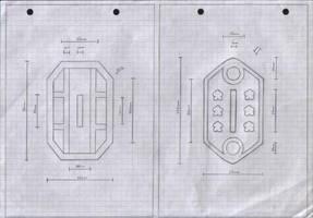 Zanpakuto Tsuba Designs: Pt 9 by chioky