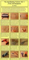 The Swordmaking Tutorial: Pt 1 by chioky