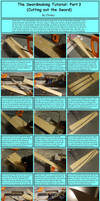 The Swordmaking Tutorial: Pt 3 by chioky