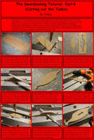 The Swordmaking Tutorial: Pt 4 by chioky