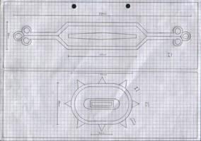 Zanpakuto Tsuba Designs: Pt 14 by chioky