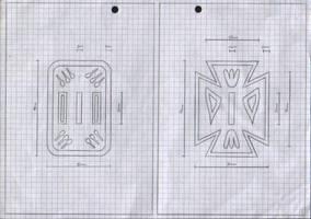 Zanpakuto Tsuba Designs: Pt 18 by chioky