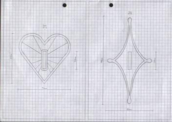 Zanpakuto Tsuba Designs: Pt 25 by chioky