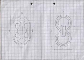 Zanpakuto Tsuba Designs: Pt 26 by chioky