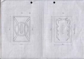 Zanpakuto Tsuba Designs: Pt 27 by chioky