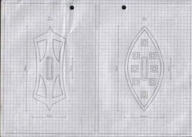 Zanpakuto Tsuba Designs: Pt 29 by chioky