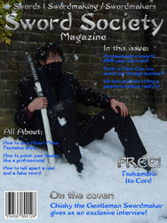 Sword Society Magazine by chioky