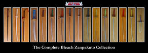 The Complete Bleach Collection by chioky