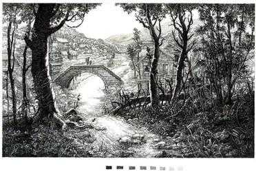 Hunan West by LotharZhou