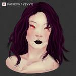 Seir Portrait [Varyel] by yevvie