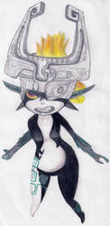 Midna by MoisesFS