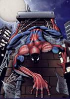 Spiderman by camillo1988