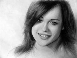 Ellen Page by veeboy2