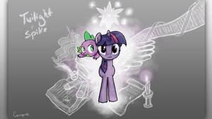 Twilight + Spike 30 Minute Challenge ! by Rain-Gear