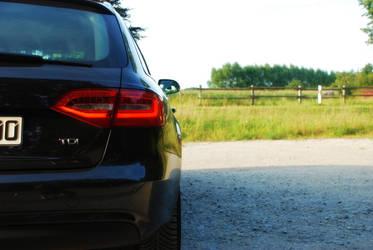 Audi A4 Avant 2.0 TDI by sunDox