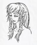Princess Zelda: Skyward Sword by Dark--Magician