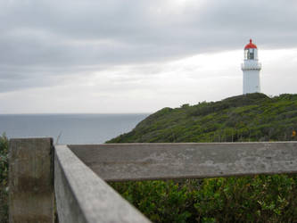 Light House- Australia by midoriakaryu