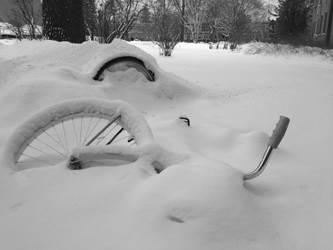 snow bike 3 by midoriakaryu