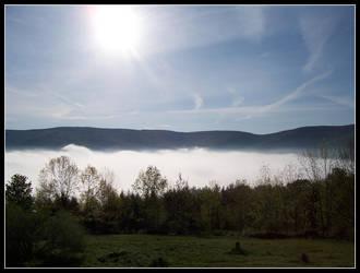 Catskill Morning by shindakun
