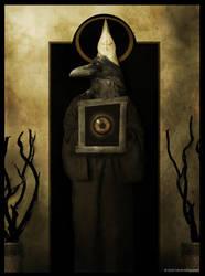 Un oeil de corbeau by devilmarquis