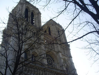 Notre Dam. by Bambi--x