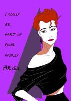 Ariel by tesorone