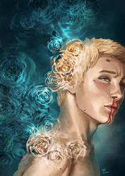 Jamie by tesorone