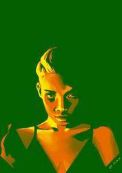 Green by tesorone