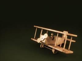 Toy Plane by 2createmedia