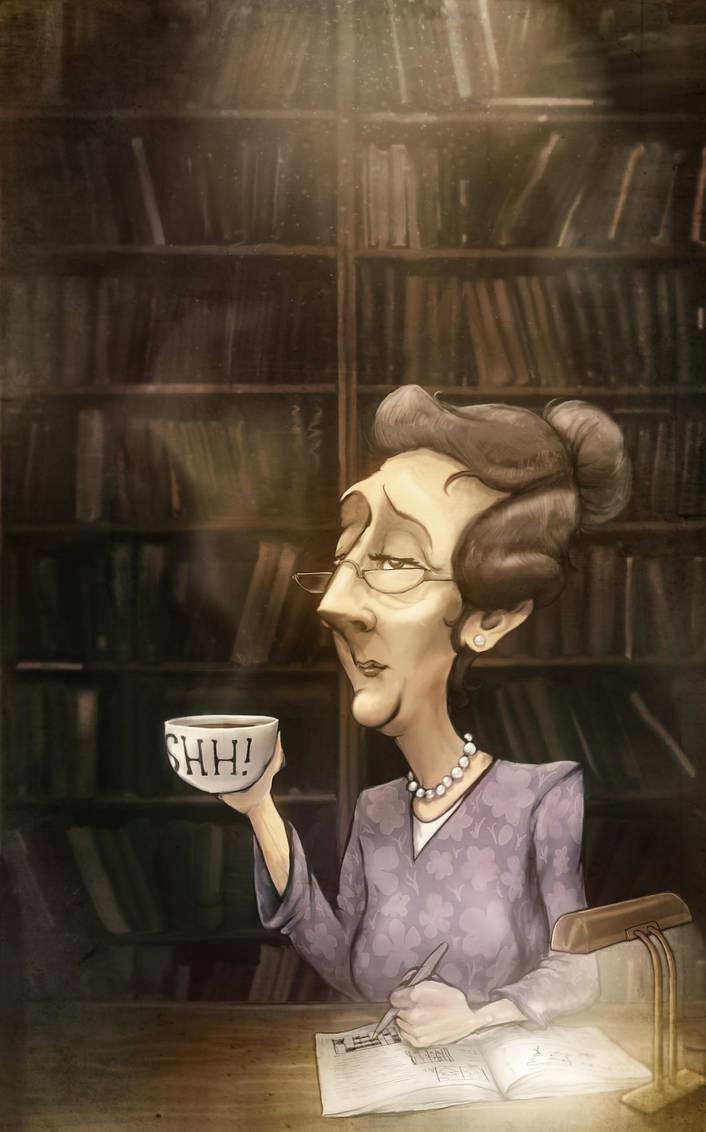 Librarian by 2createmedia