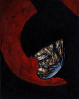 Batman Painted by suarezart