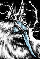 Ice King by suarezart
