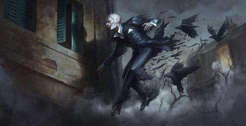 Vampire by IgorDyrden