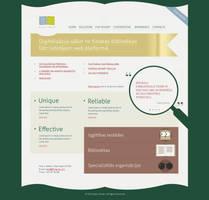 Web design for Neolibre by gatisatmixlv