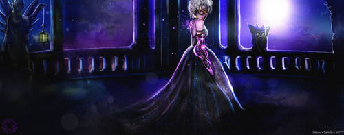 Primal -  Wraith Ball by SeanNash