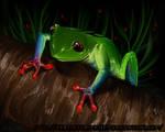 Cacao-Froggy by FuchsiaBud