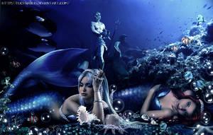 Inside the Kingdom of Poseidon by FuchsiaBud