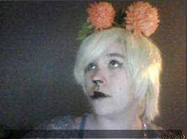 Deer Girl by ucccoffee