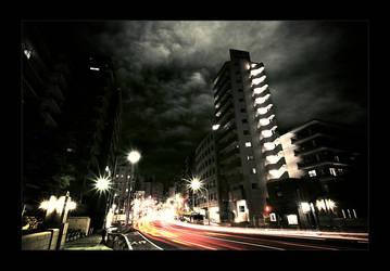 meguro night by raun
