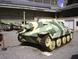 Jagdpanzer 38t - Hetzer by cailleachdhubh