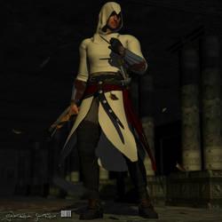 Altair Ibn-La Ahad by galidor