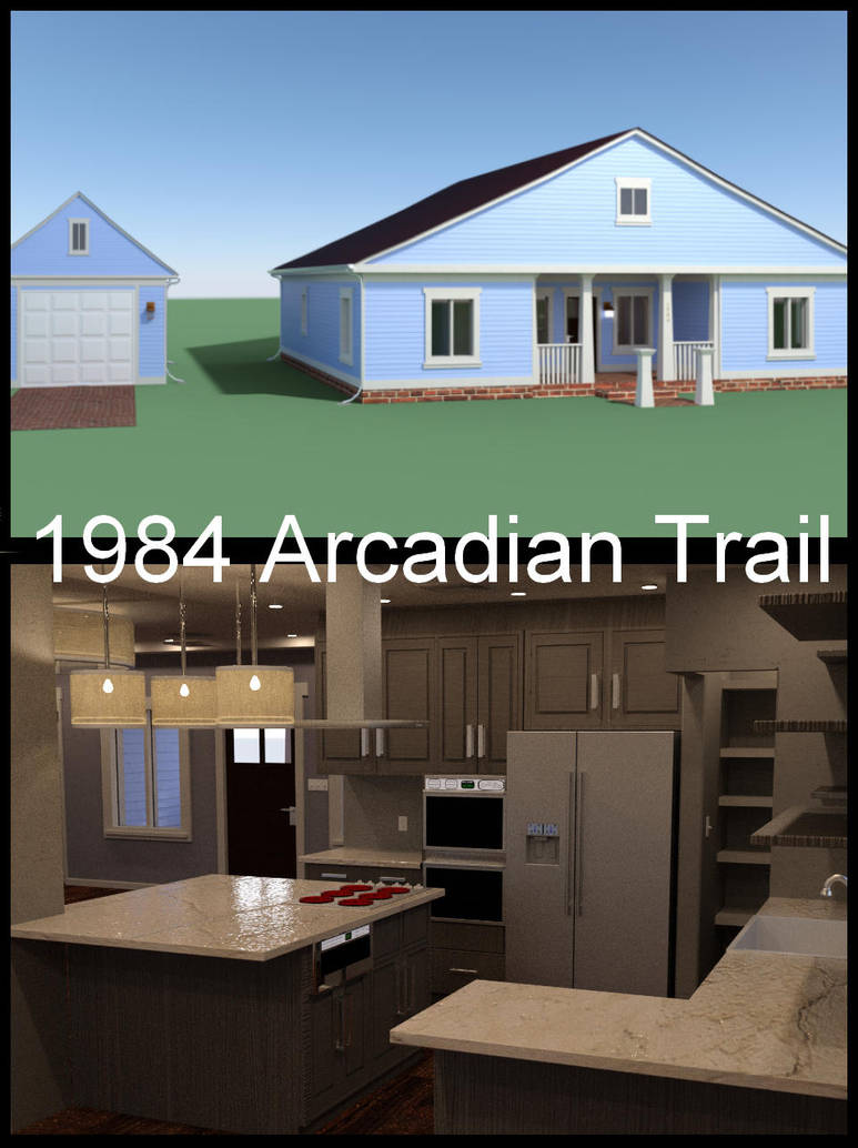 1984 Arcadian Trail by galidor