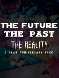The Future, The Past N' The Reality Wallpaper Pack by Karl97