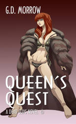 Queen's Quest Cover by DrOfDemonology