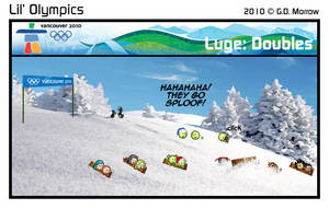 Lil' Winter Olympics 2010-13 by DrOfDemonology