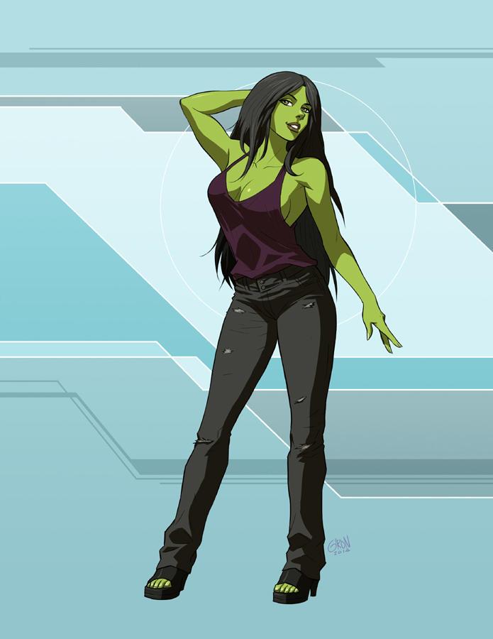 Star Trek Calypso: Sajeen by DrOfDemonology
